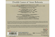 Tschechische Philharmonie, Prague Symphony, Prague Radio Symphony - Sinfonie 7 op.70 [CD]
