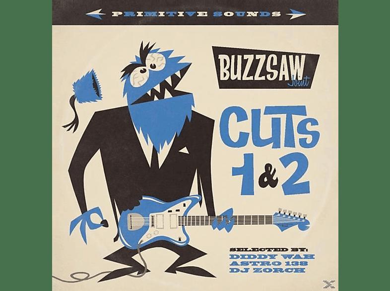 VARIOUS - Buzzsaw Joint 01+02 [CD]