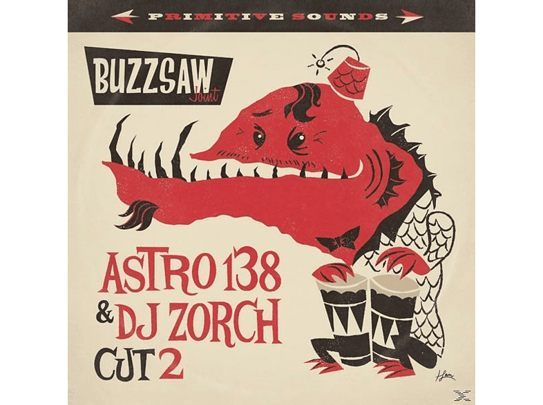 VARIOUS - Buzzsaw Joint 02 [Vinyl]