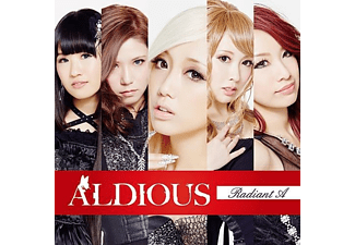 Aldious - RADIANT A  - (CD)