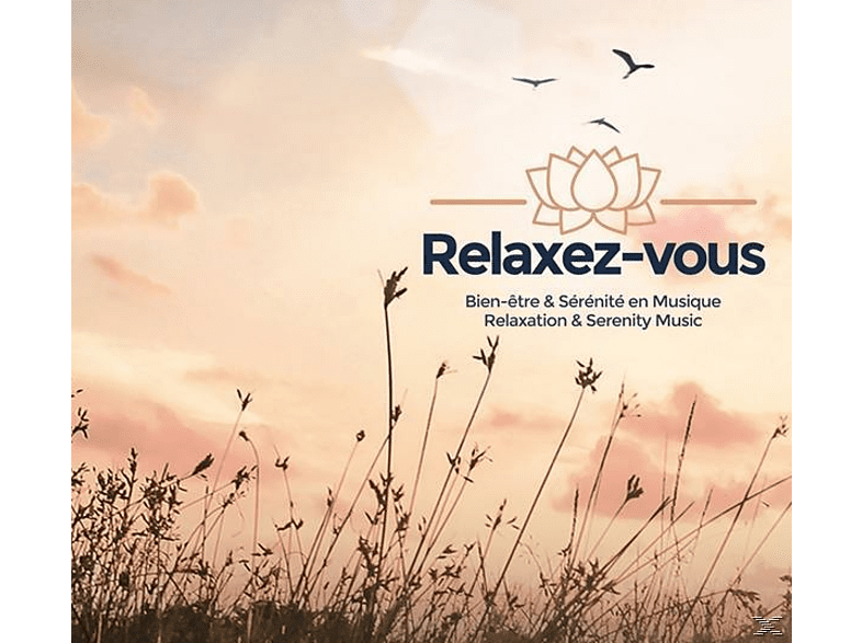 VARIOUS - Relax Yourself [CD]
