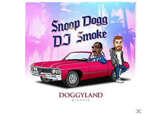 Snoop Dogg/DJ Smoke - DOGGYLAND - MIXTAPE  - (CD)