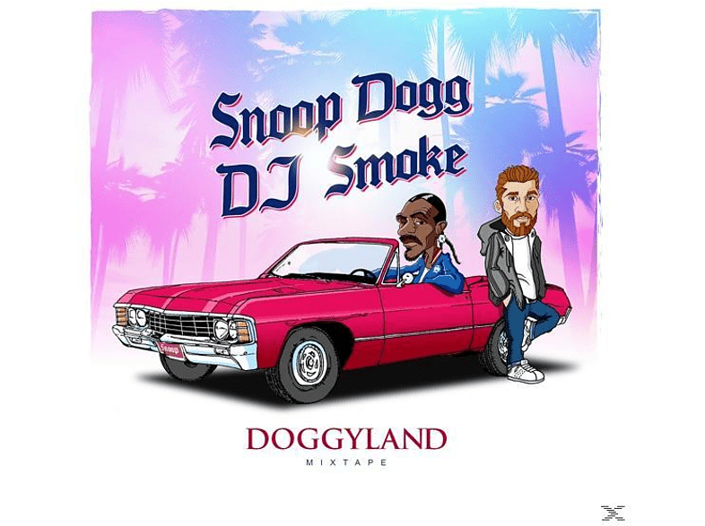 Snoop Dogg/DJ Smoke - DOGGYLAND - MIXTAPE [CD]
