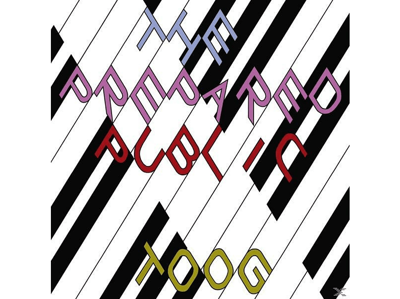 Toog - THE PREPARED PUBLIC [CD]