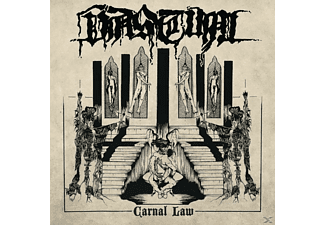 Vastum - Carnal Law (Black Vinyl)  - (Vinyl)