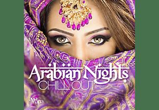 Harem - ARABIAN NIGHTS - CHILL OUT  - (CD)