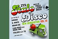 VARIOUS - ZYX ITALO DISCO NEW GENERATION 10 [CD]