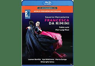 Fabio Luisi, Pier Luigi Pizzi, VARIOUS, Orchestra Internazionale D'italia - Francesca da Rimini  - (Blu-ray)