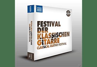 Goluses/Garcia/Linhares/+ - Festival der klassischen Gitarre  - (CD)