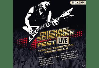 Michael Schenker - Fest-Live Tokyo International Forum Hall A  - (CD)