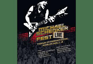 Michael Schenker - Fest-Live Tokyo International Forum Hall A  - (Blu-ray)