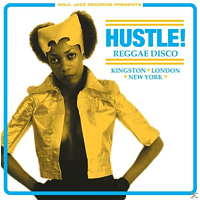 VARIOUS - Hustle! (Expanded 2017 Edition) - [LP + Download]