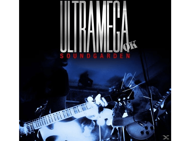 Soundgarden - Ultramega Ok [LP + Download]