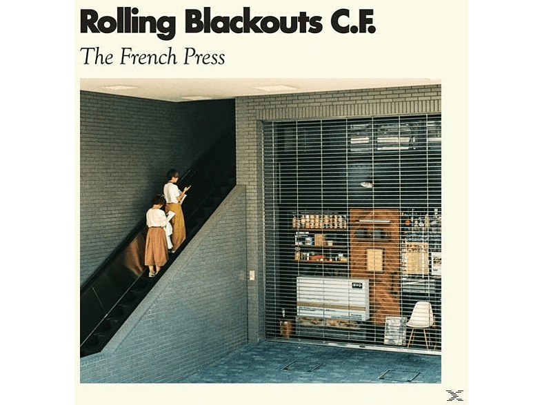 Rolling Blackouts Coastal Fever - The French Press [LP + Download]