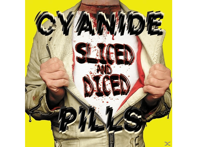 Cyanide Pills - Sliced And Diced [Vinyl]