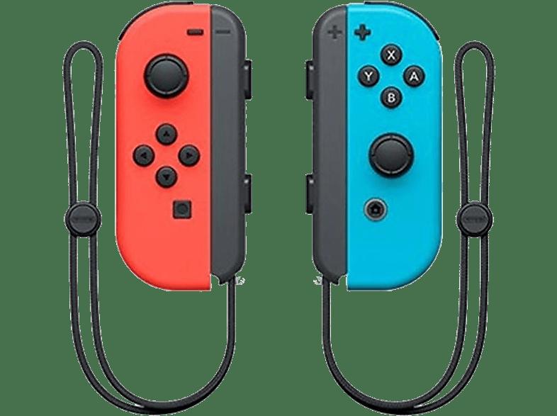 NINTENDO Switch Joy-Con-controllerset neonrood/neonblauw