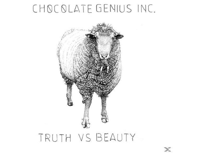CHOCOLATE GENIUS INC. - Truth Vs Beauty [Vinyl]