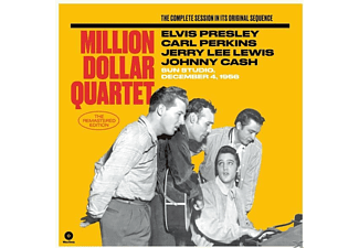 Elvis Presley, Carl Perkins, Jerry Lee Lewis, Johnny Cash - The Complete Session In Its Original Sequence (180  - (Vinyl)