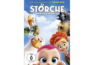 Störche – Abenteuer im Anflug  DVD