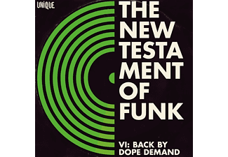 VARIOUS - New Testament Of Funk Vol.6  - (CD)