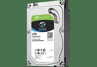 SEAGATE NAS Festplatte 2TB HDD Iron Wolf 5900rpm 6Gb/s SATA 64MB (ST2000VN004)
