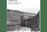 VARIOUS - Sammlung(Elektronische Musikkassetten,Düsseldorf [LP + Bonus-CD]