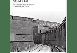 VARIOUS - Sammlung(Elektronische Musikkassetten,Düsseldorf  - (Vinyl)