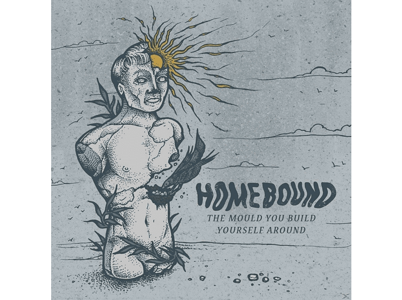 Homebound - The Mould You Build Yourself Around EP [CD]