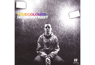 High Contrast - True Colours  - (CD)