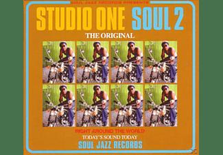 SOUL JAZZ RECORDS PRESENTS/VARIOUS - STUDIO ONE SOUL 2 (LTD./+MP3)  - (LP + Download)
