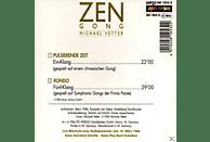 Michael Vetter - Zen Gong [CD]