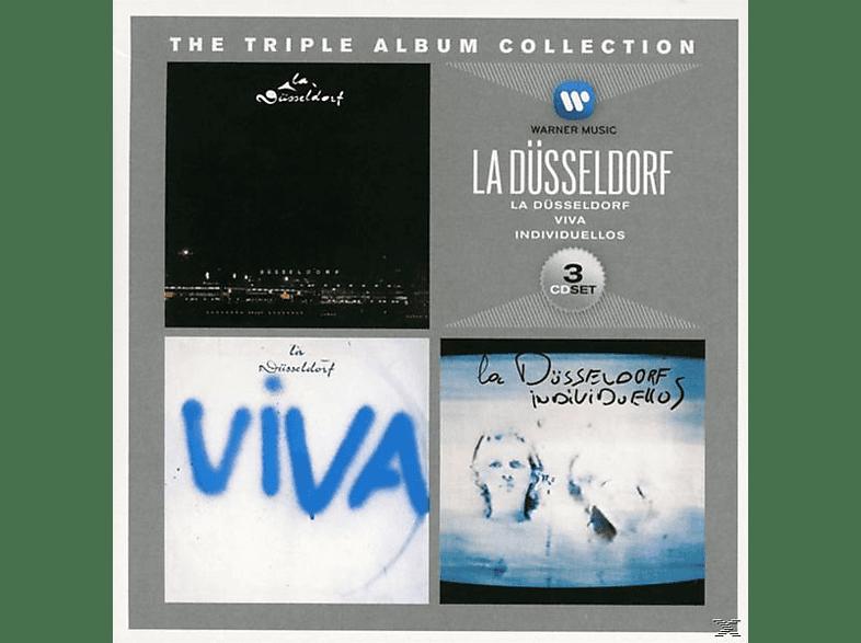 La Düsseldorf - The Triple Album Collection [CD]