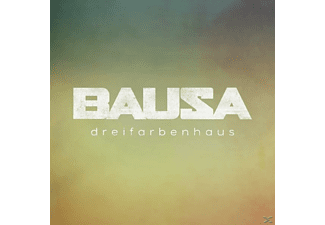 Bausa - Dreifarbenhaus  - (CD)