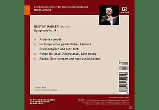 Jansons Mariss/BRSO - Sinfonie 9  - (CD)