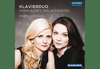 Anna & Ines Walachowski - Piano Duo  - (CD)