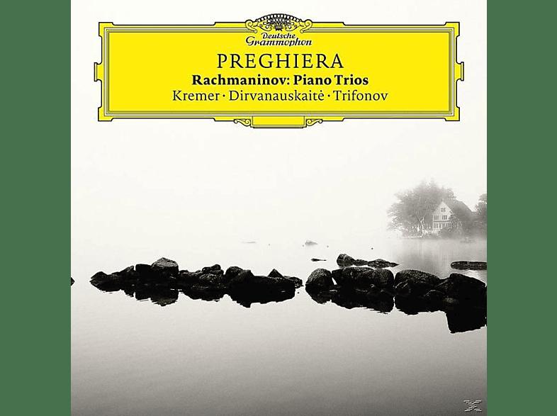 Gidon Kremer, Giedre Dirvanauskaite, Daniil Trifonov - Preghiera [CD]