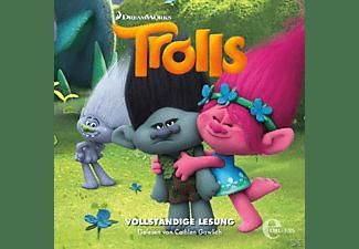 The Trolls - Trolls - Die Lesung Zum Kinofilm  - (CD)
