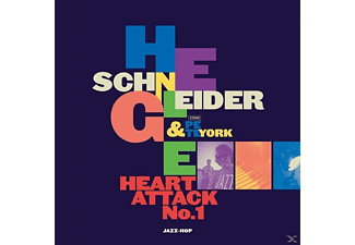 Helge Schneider, Pete York - HEART ATTACK NR.1  - (CD)