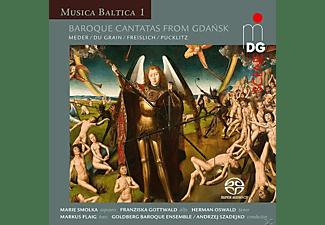 VARIOUS - Barockkantaten aus Danzig  - (SACD Hybrid)