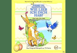 Wie Lieb Ich Dich Hab? Weißt Du Eigentlich - EINE FEDER FÜRS NEST  - (CD)
