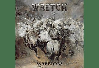 Wretch - Warriors (Double Vinyl/Bonustracks/Patch)  - (Vinyl)