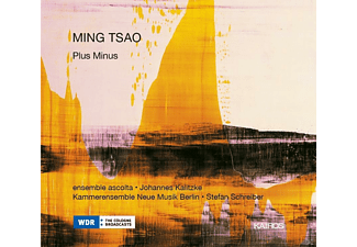 ensemble ascolta/Kammerensemble Neue Musik Berlin - Plus Minus/Mirandas Atemwende  - (CD)