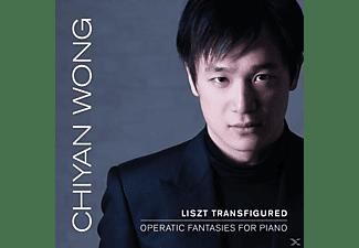 Chiyan Wong - Liszt Transfigured  - (CD)