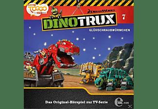Dinotrux - (7)Hörspiel z.TV-Serie-Glühschraubwürmchen  - (CD)