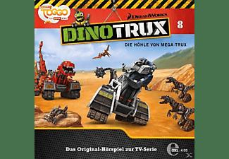 Dinotrux - (8)Hörspiel z.TV-Serie-Die Höhle Von Mega-Trux  - (CD)