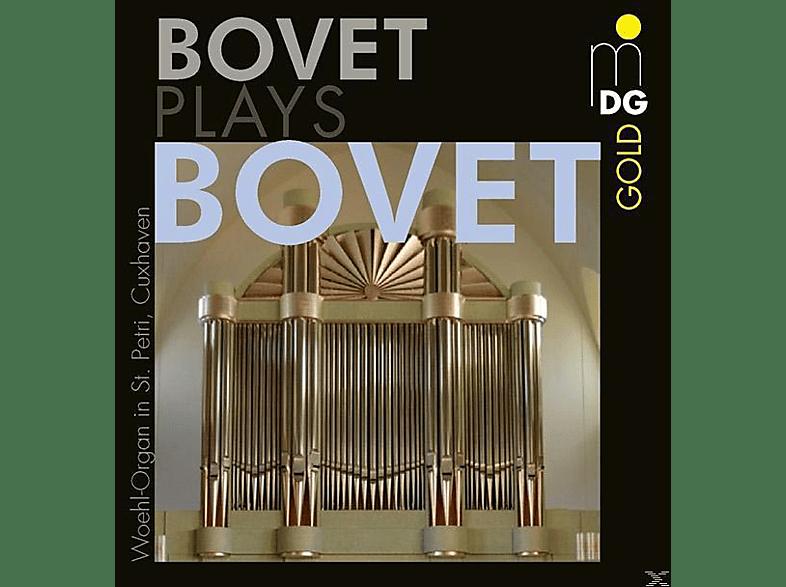 Guy Bovet - BOVET PLAYS BOVET [CD]