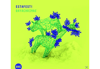 Estafest - Estafest!  - (CD)