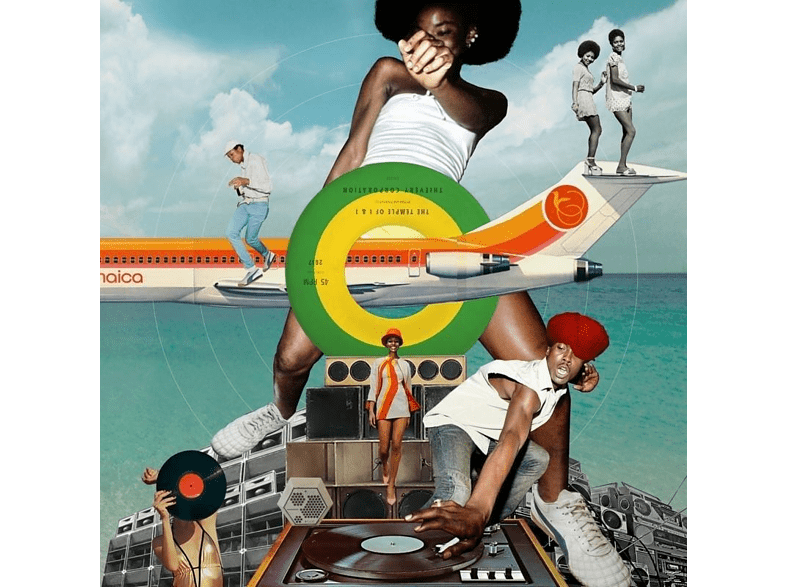 Thievery Corporation - The Temple Of I & I (2LP/Gatefold+Poster) [Vinyl]