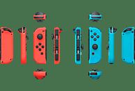 NINTENDO Switch Joy-Con 2er-Set Controller, Neon-Rot/Neon-Blau