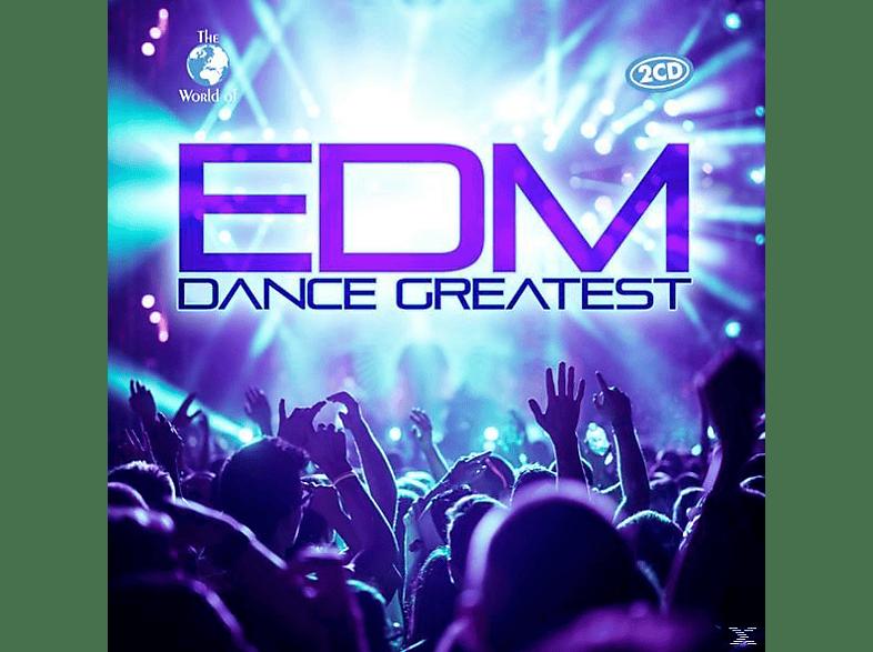 VARIOUS - EDM DANCE GREATEST [CD]